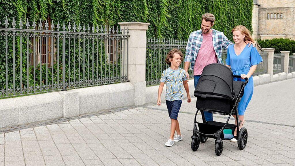 kinderwagen Kinderkraft Moov