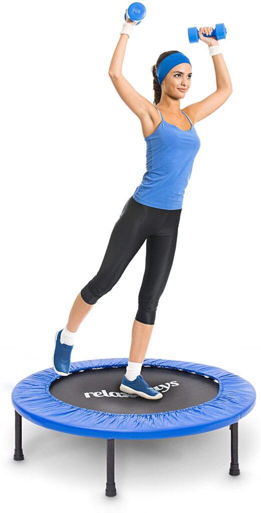 Relaxdays Fitness Trampoline