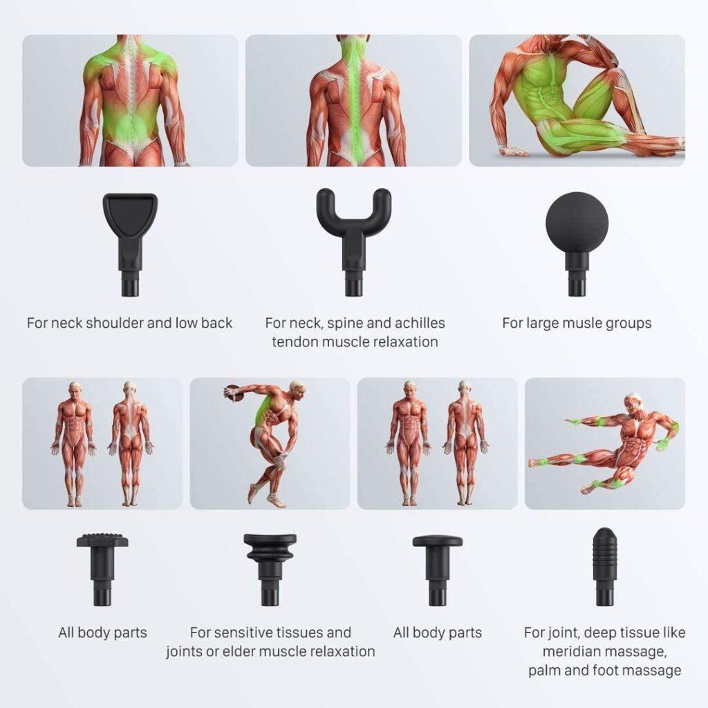 Mebak 3 Massagepistole