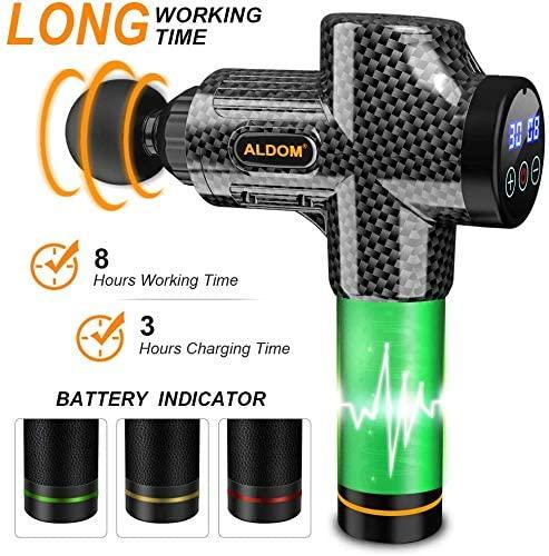 ALDOM Massage Gun