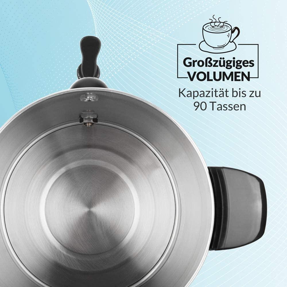 Monzana Glühweinkocher 20L