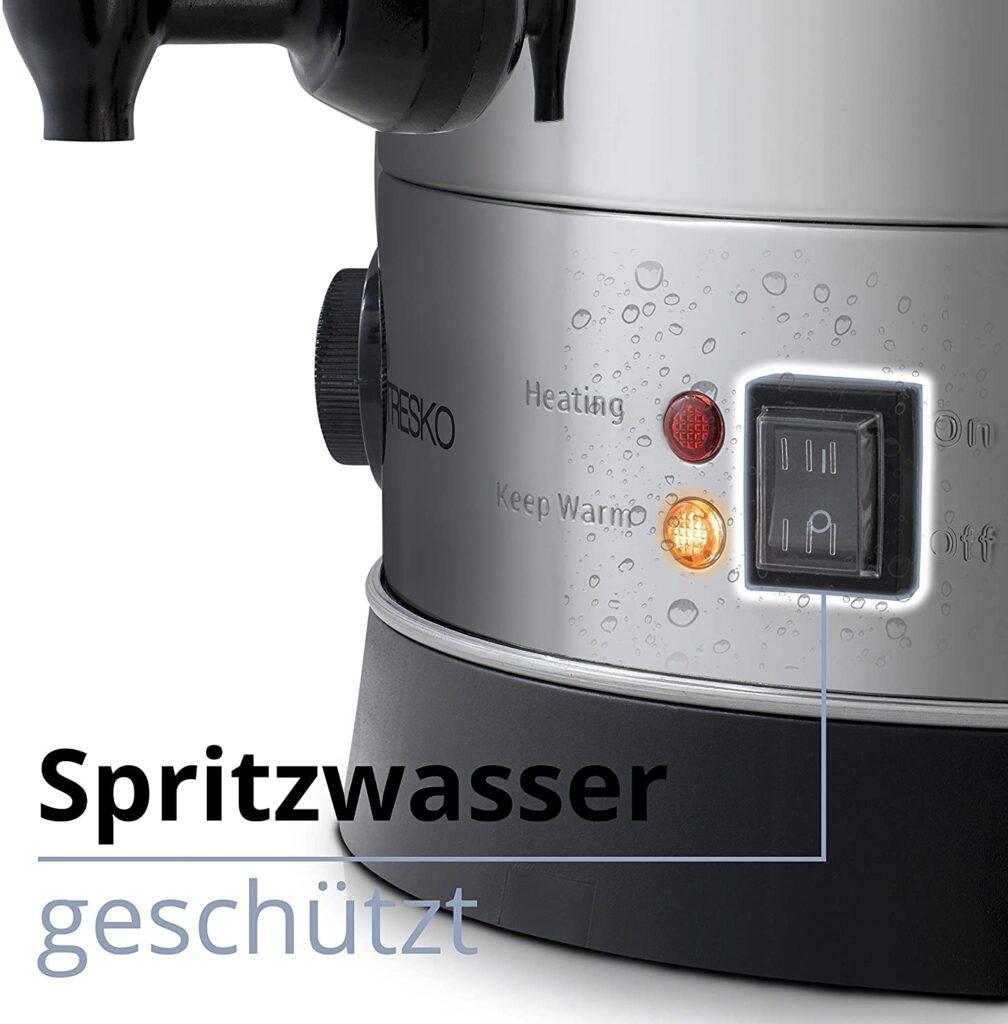 TRESKO® Glühweinkocher
