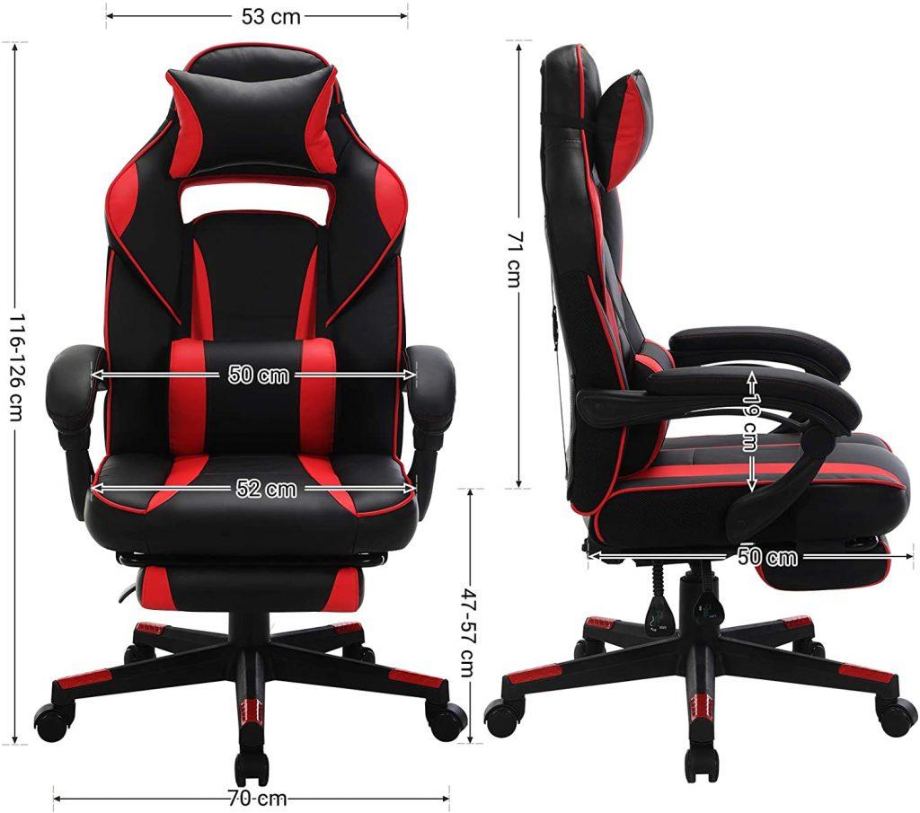 Songmics Gaming Chair